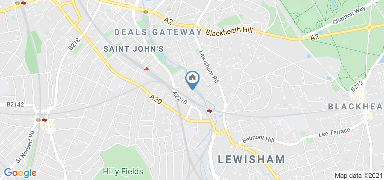 2 Bed Flat, Compass House, SE8