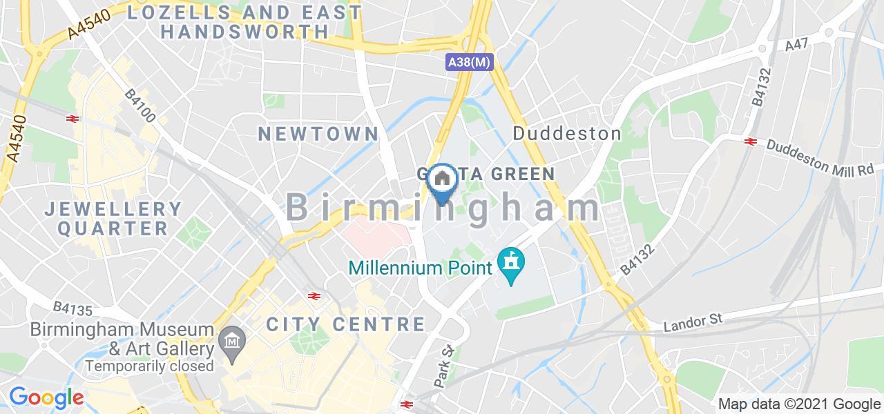 4 Bed Terraced House, Birmingham, B5