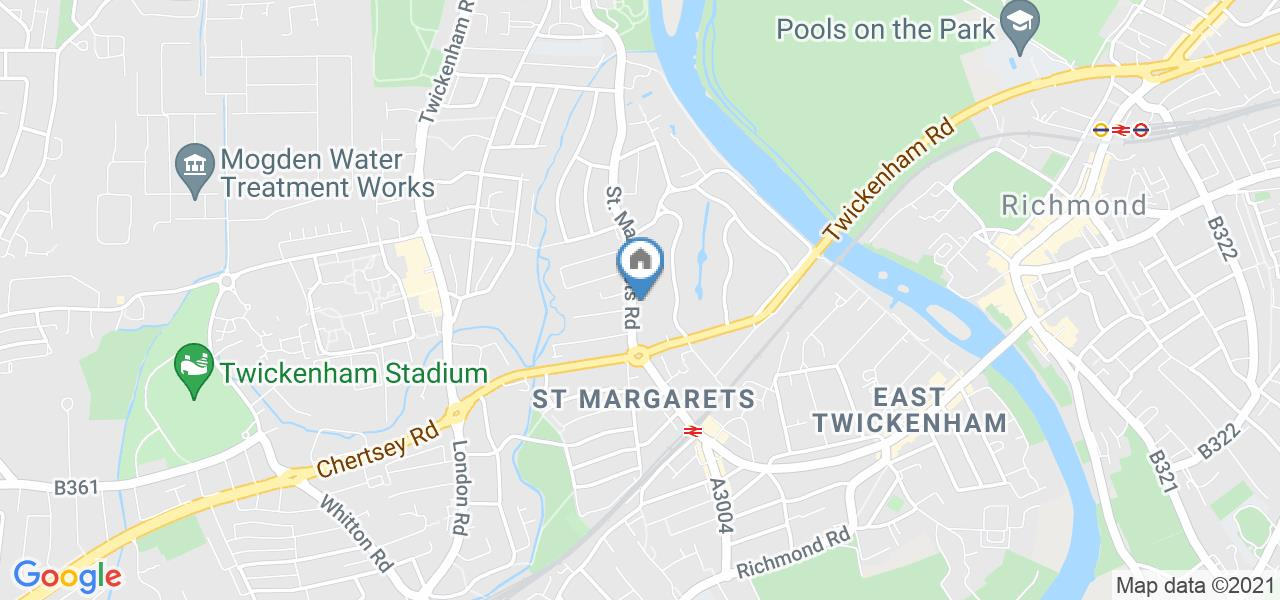 2 Bed Flat, St. Margarets Road, TW1