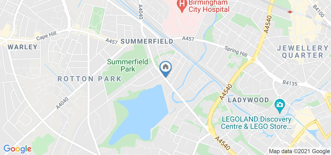 Room in a Shared House, Icknield Port Road, B16