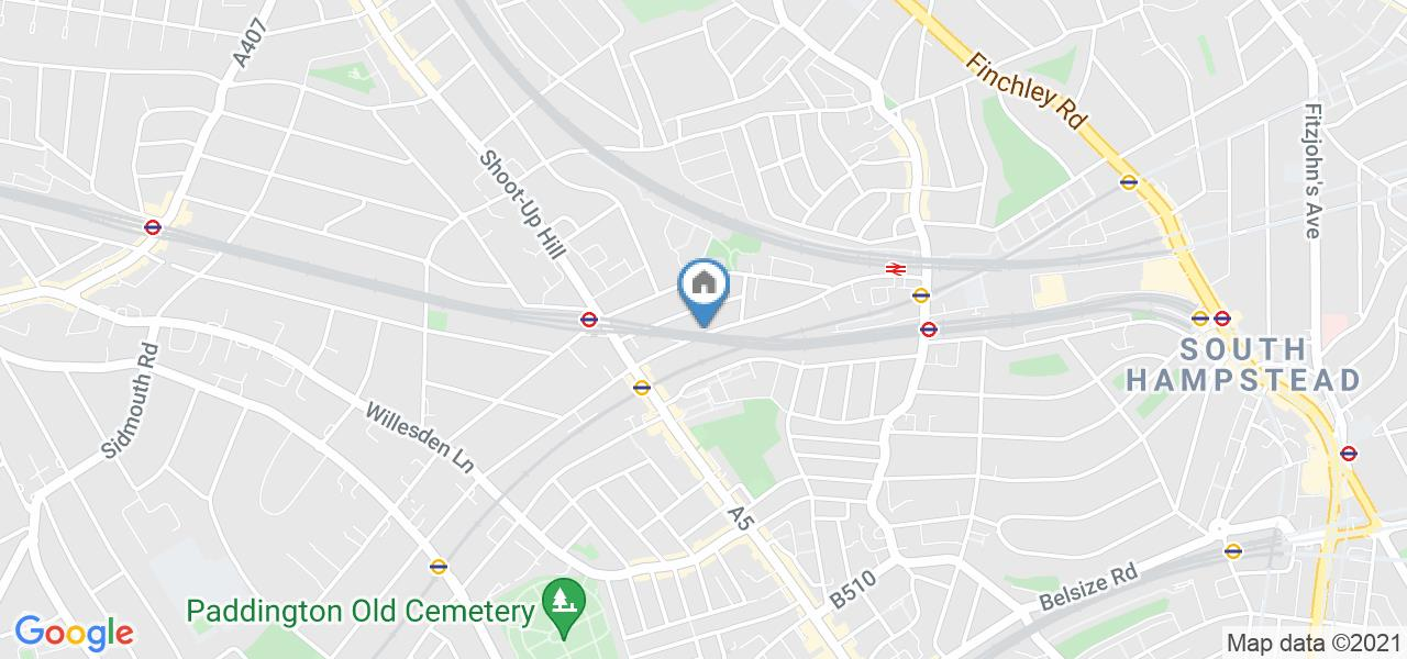 1 Bed Flat, Iverson Road, NW6