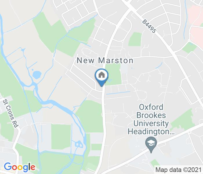 1 Bed Flat, Marston Road, OX3