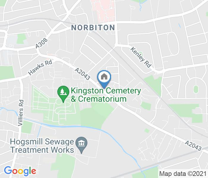 Room in a Shared Flat, Cambridge Road, KT1
