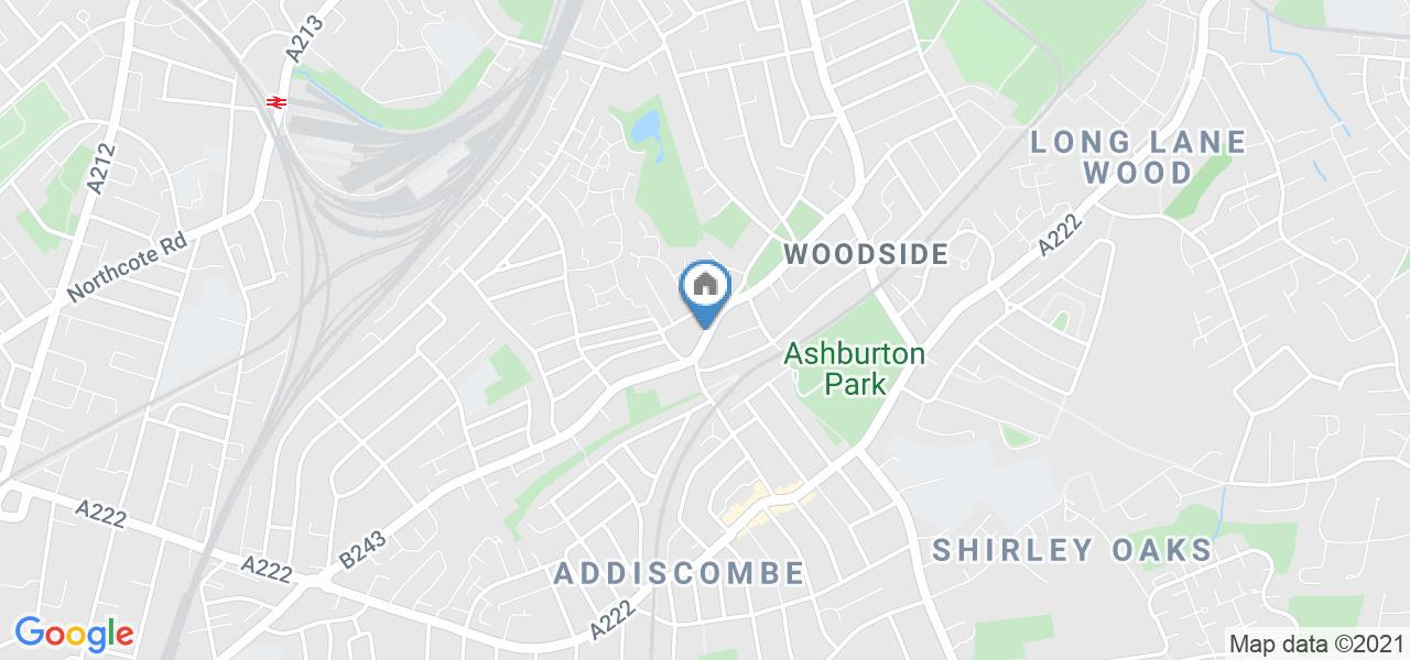 Room in a Shared House, Woodside Green, SE25