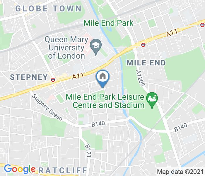 Room in a Shared Flat, London, E1