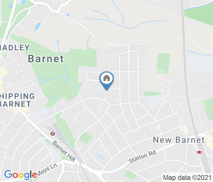 2 Bed Flat, Bosworth Road, EN5