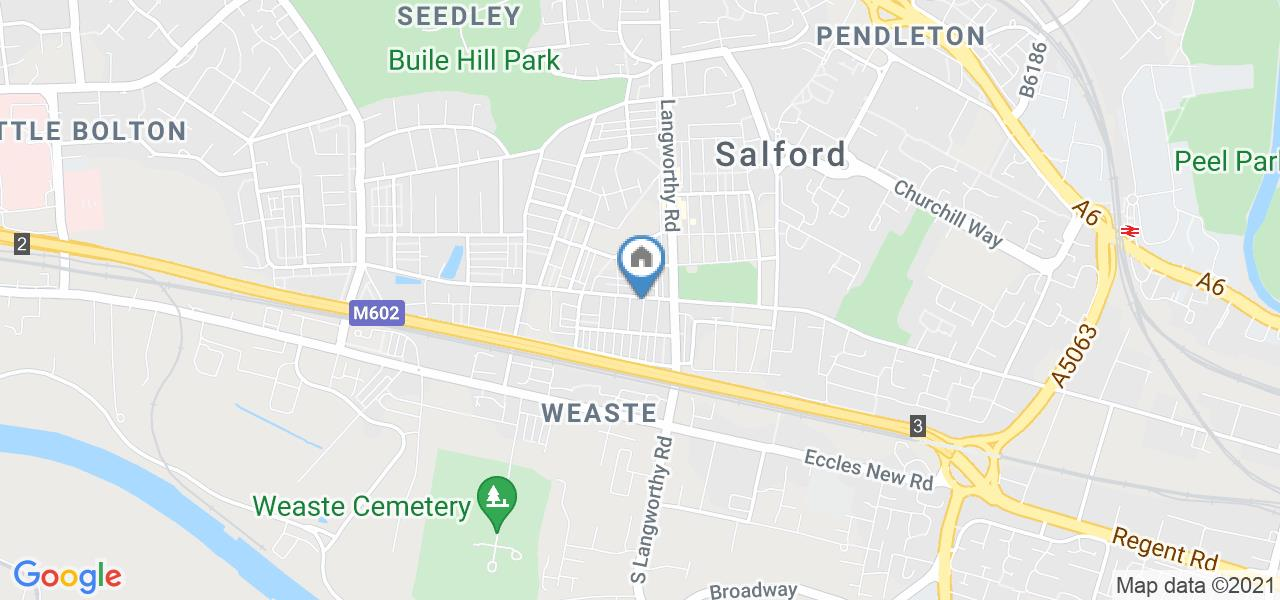 Room in a Shared House, (Room 1) Liverpool Street, M6