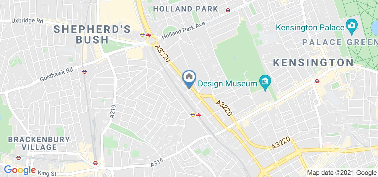2 Bed Flat, Russell Gardens, W14