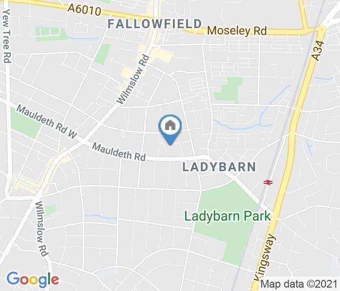 3 Bed Flat, Ladybarn Crescent, M14