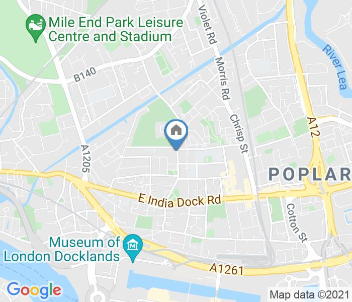 Room in a Shared Flat, Mellor House, E14