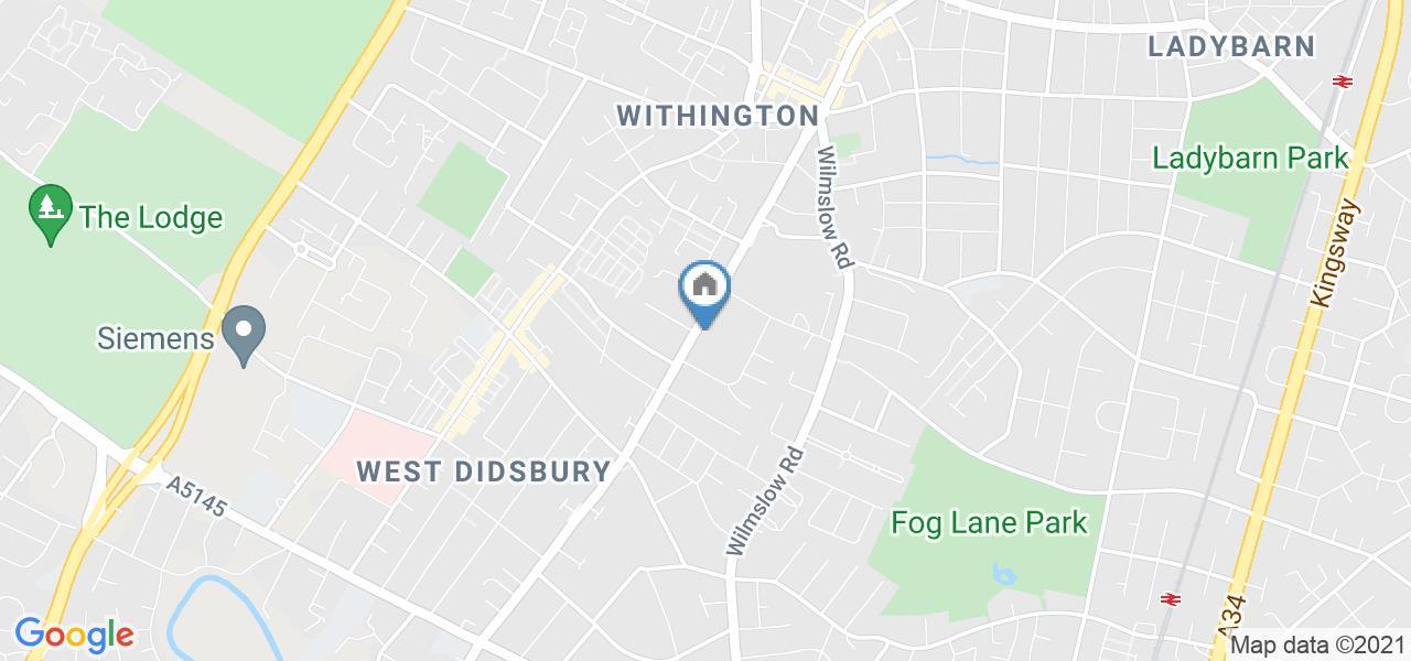 1 Bed Flat, West Didsbury, M20
