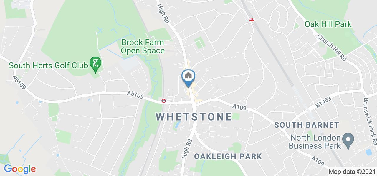 3 Bed Flat, Whetstone, N20