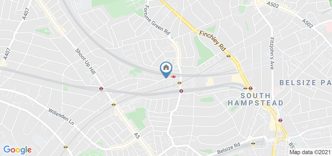 2 Bed Flat, Iverson Road, NW6