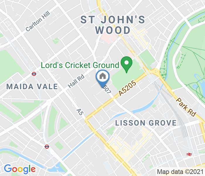 Room in a Shared Flat, Bronwen Court, NW8