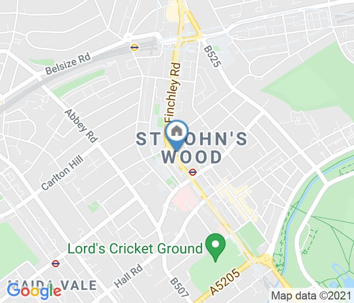 1 Bed Flat, Finchley Road, NW8