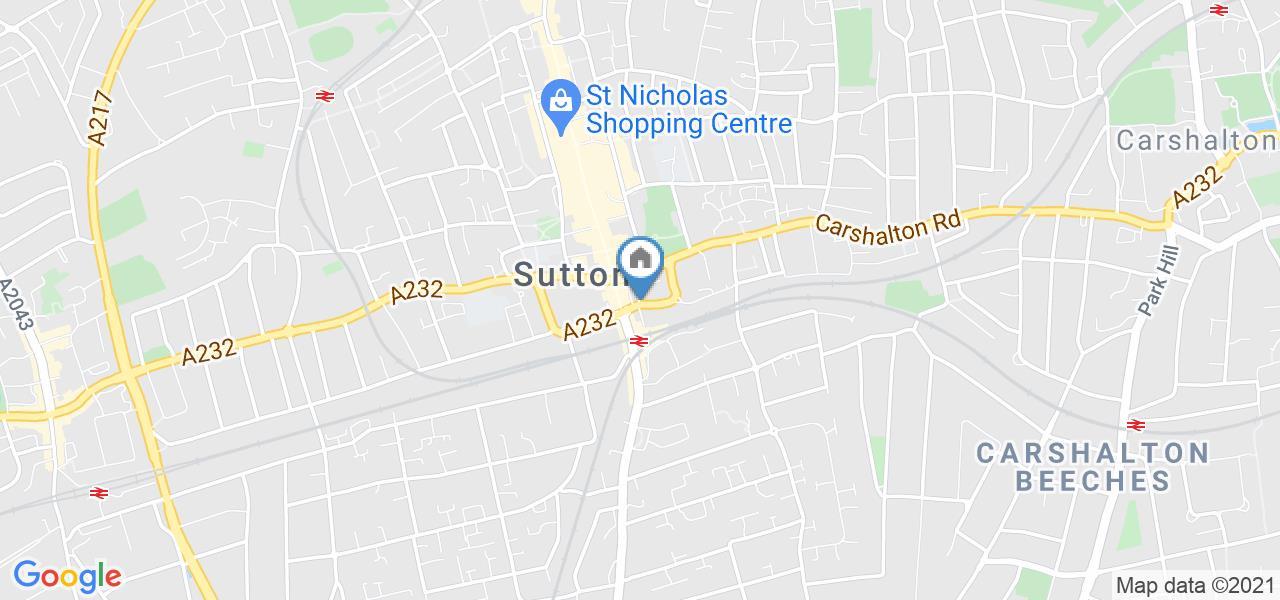 1 Bed Flat, Sutton Court Road, SM1