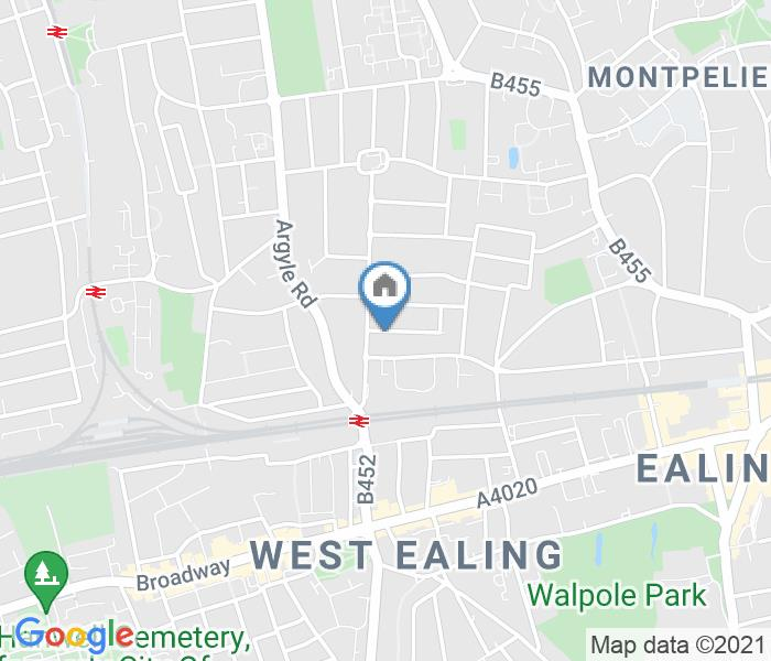 4 Bed Semi-Detached House, Albany Road, W13
