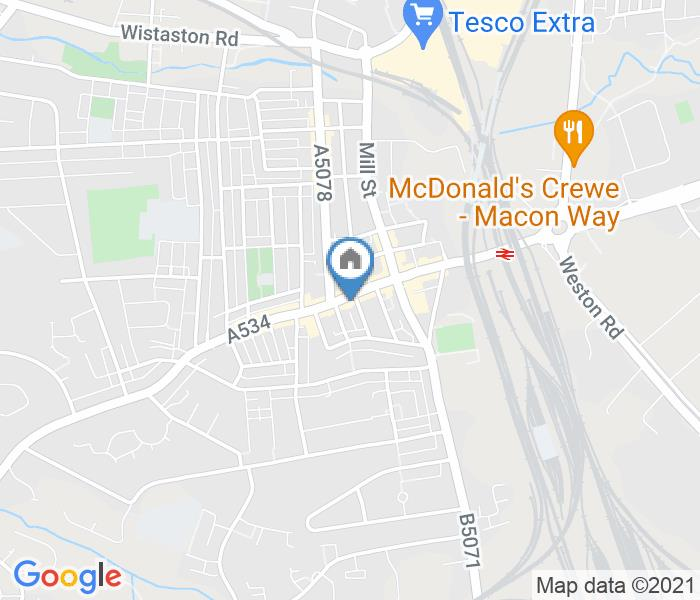 Room in a Shared House, Nantwich Road, CW2