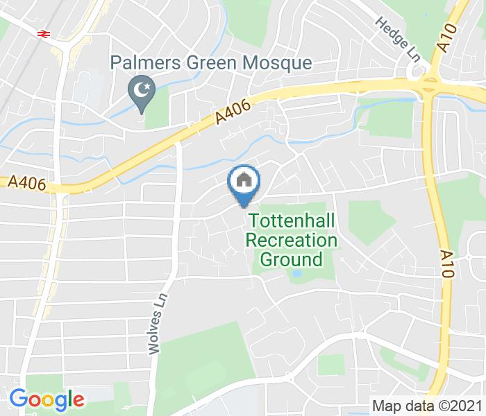 Room in a Shared House, Tottenhall Road, N13
