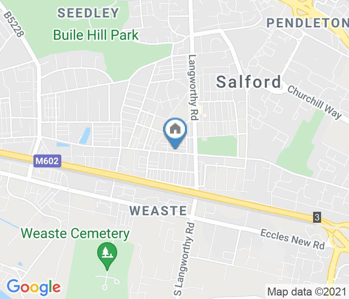 Room in a Shared House, (Room 4) Liverpool Street, M6
