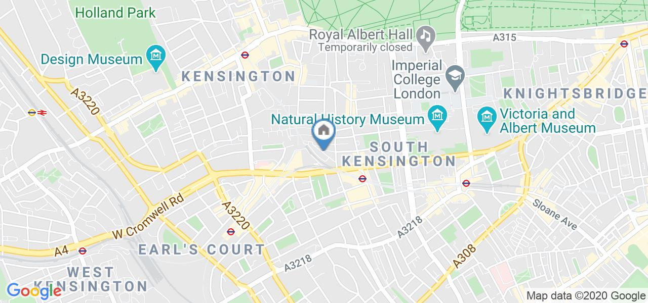 1 Bed Flat, Emperors Gate, SW7