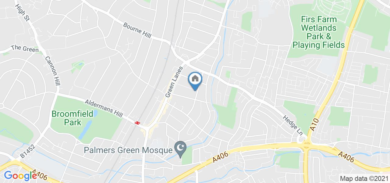 1 Bed Flat, Palmers Green, N13