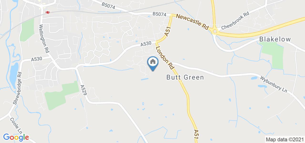 4 Bed Detached House, Buttonbush Drive, CW5