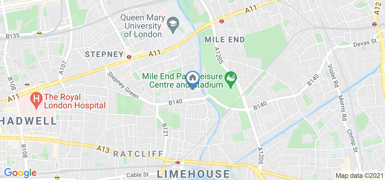 1 Bed Flat, Candle Street, E1
