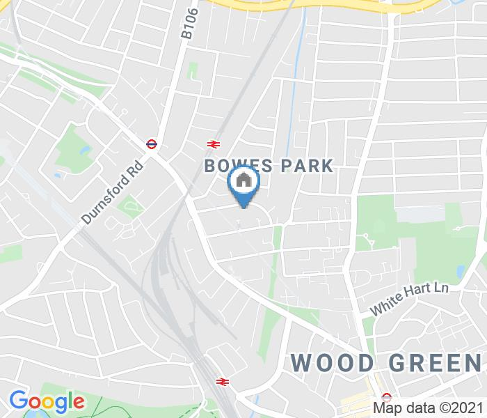 Room in a Shared Flat, Orchard Court, N22