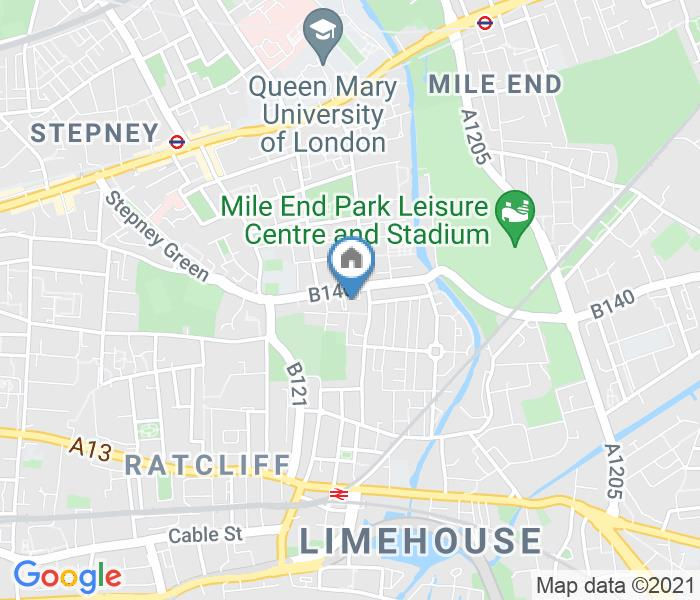2 Bed Flat, Lorne House, E1