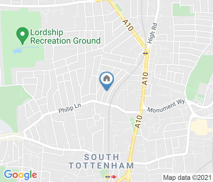 Room in a Shared House, Greyhound Road, N17