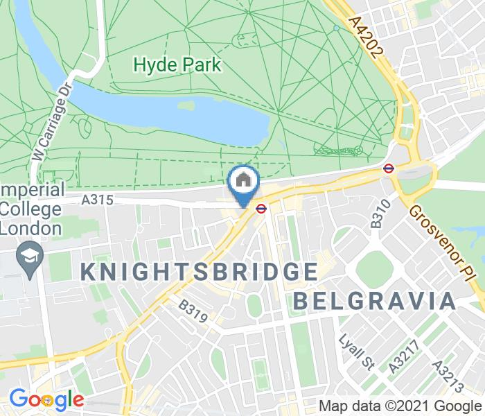 2 Bed Flat, Knightsbridge, SW1X
