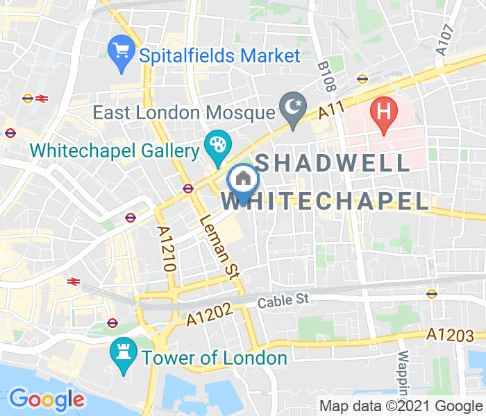 2 Bed Flat, Commercial Road, E1