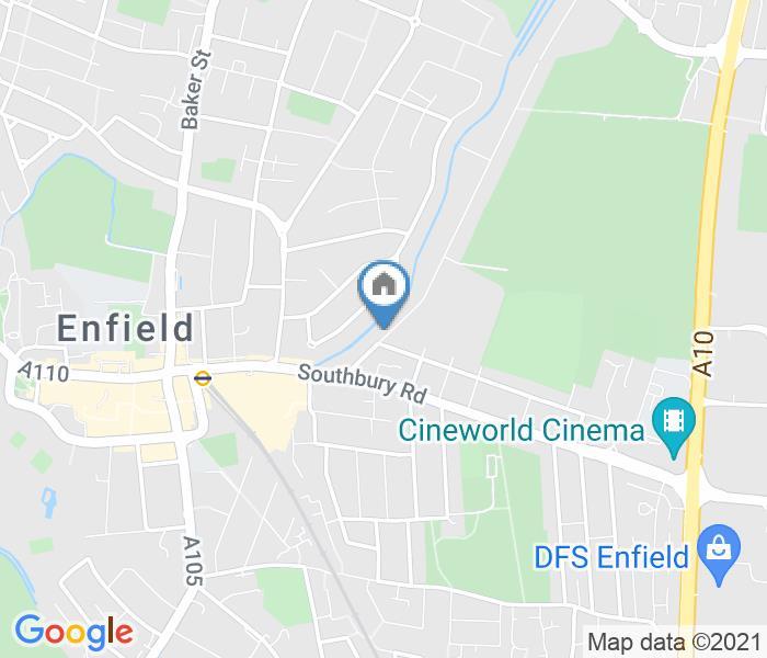 1 Bed Flat, Ladysmith Road, EN1