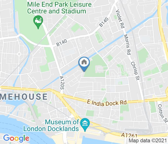 2 Bed Flat, Stainsby Road, E14