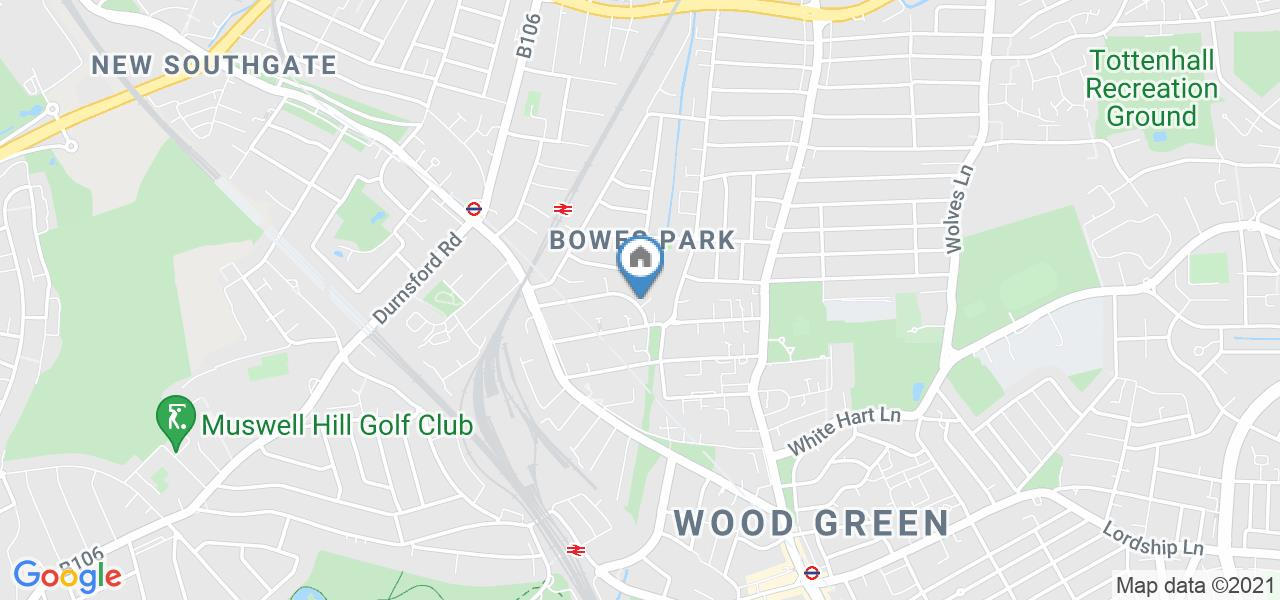 3 Bed Flat, Clarence Road, N22