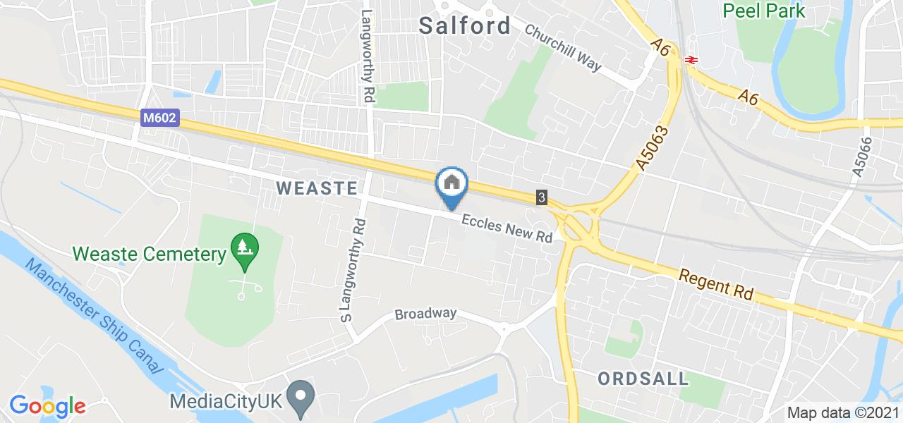 Room in a Shared Flat, Melmerby Court, M5