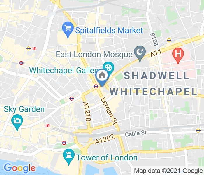 1 Bed Flat, Whitechapel High Street, E1