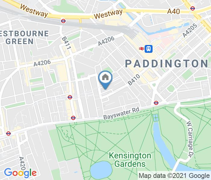 1 Bed Flat, Craven Hill Gardens, W2