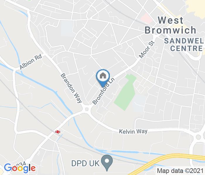 Bedsit, Bromford Lane, B70