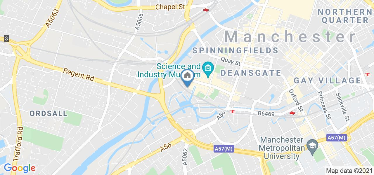 2 Bed Flat, Manchester, M3