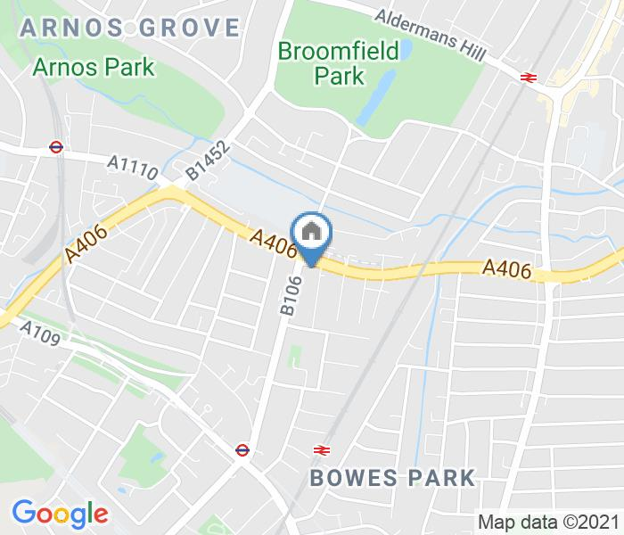 Room in a Shared Flat, Bowes Road, N13