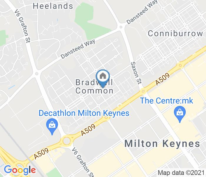 Room in a Shared House, Bradwell Common Boulevard, MK13