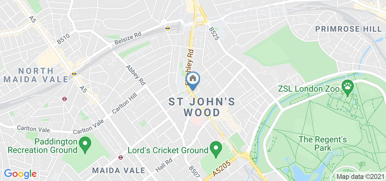 3 Bed Flat, Finchley Road, NW8