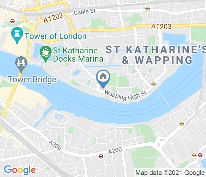 2 Bed Flat, Hermitage Court, E1W