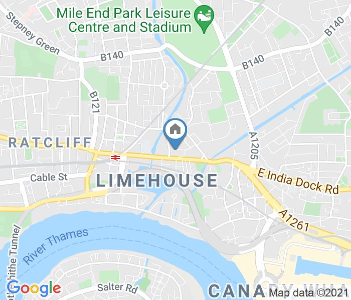 1 Bed Flat, Iona Tower, E14