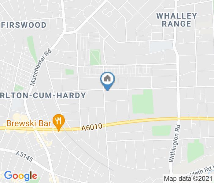 3 Bed Semi-Detached House, Brantingham Road, M21