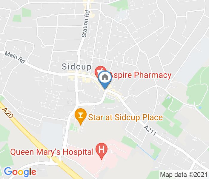 Room in a Shared House, Sidcup High Street, DA14