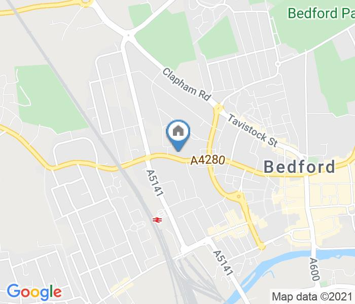 1 Bed Flat, Bromham Road, MK40