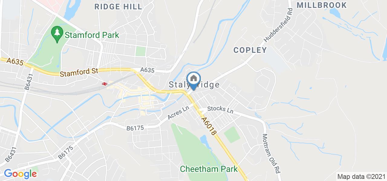 2 Bed Maisonette, Huddersfield Road, SK15